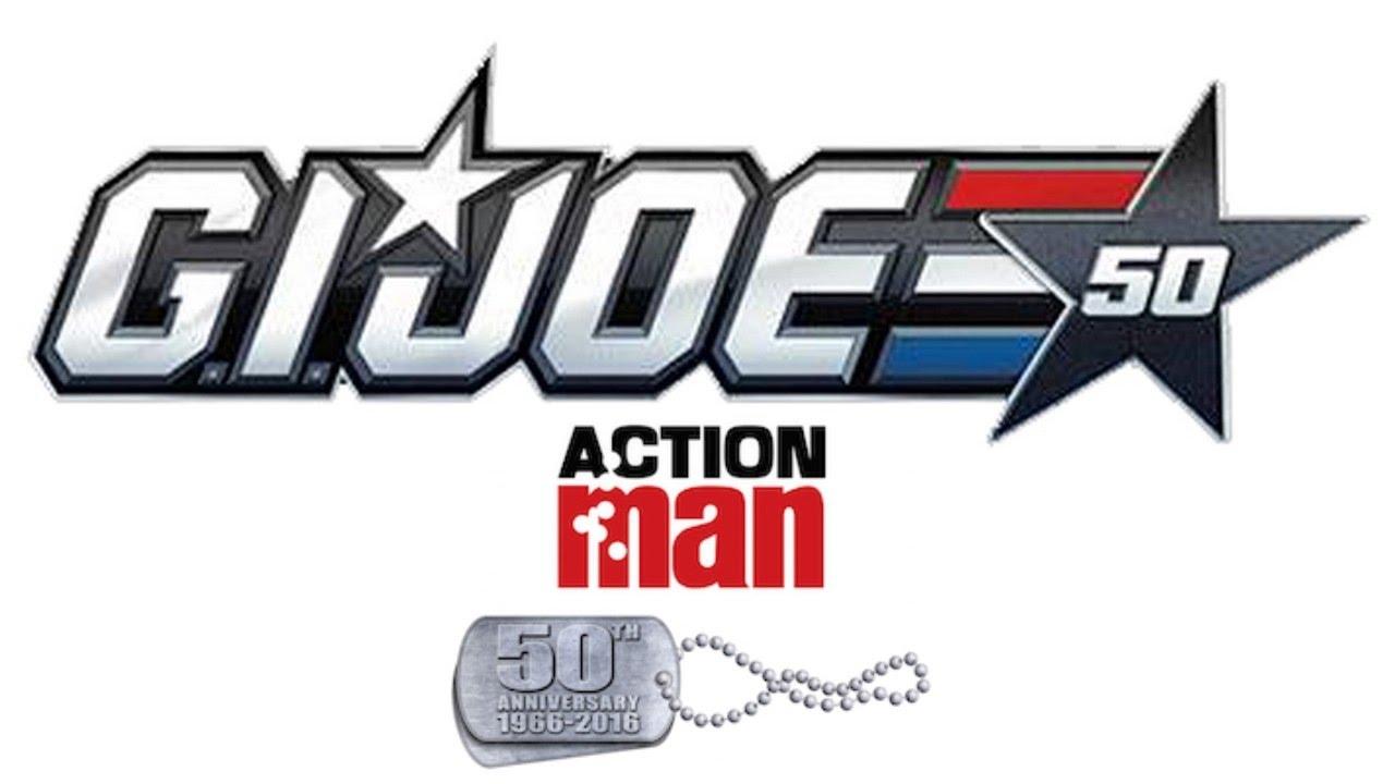 VLOG 6 2016 50th Anniversary GI Joes Action Man