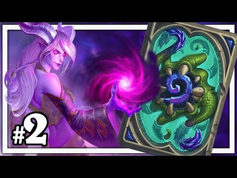 Hearthstone: Embrace the Exodia - Part 2 (Priest Standard)
