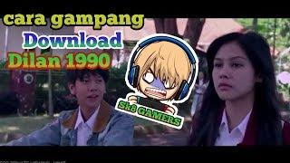Gambar cover Cara download film Dilan 1990 paling gampang