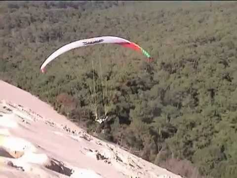 Soaring and Paragliding Extreme on Dune de Pyla
