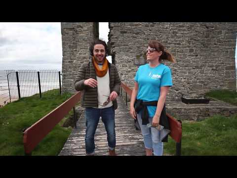 Who knew Ballybunion was so Beautiful! Rick Travel Vlog 2018