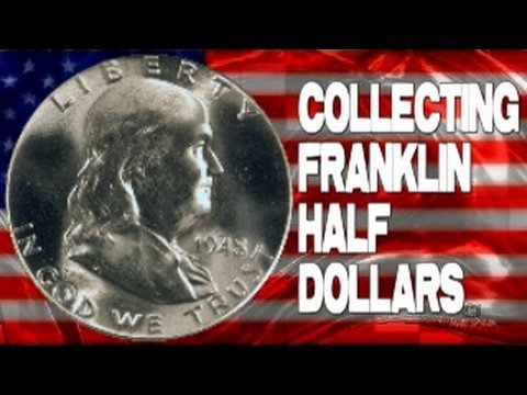 Spare Change Ep04: Coin Collecting Franklin Half Dollars (Silver)
