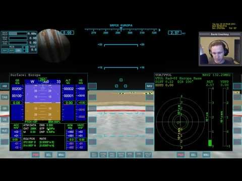 Orbiter 2010 - [Part 10] IMFD Jupiter Moon Hopping - Ganymede to Europa