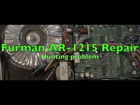 Furman AR-1215 Repair