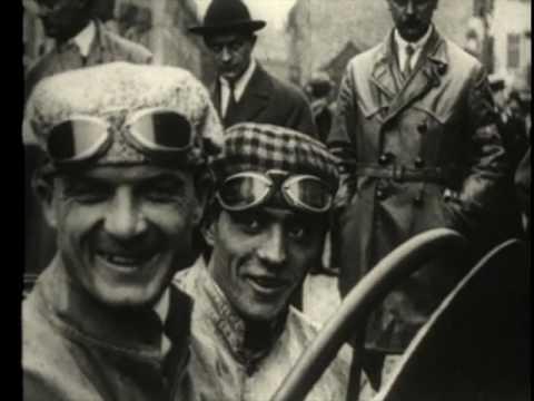 History of Motor Racing pt 2 1919 1929