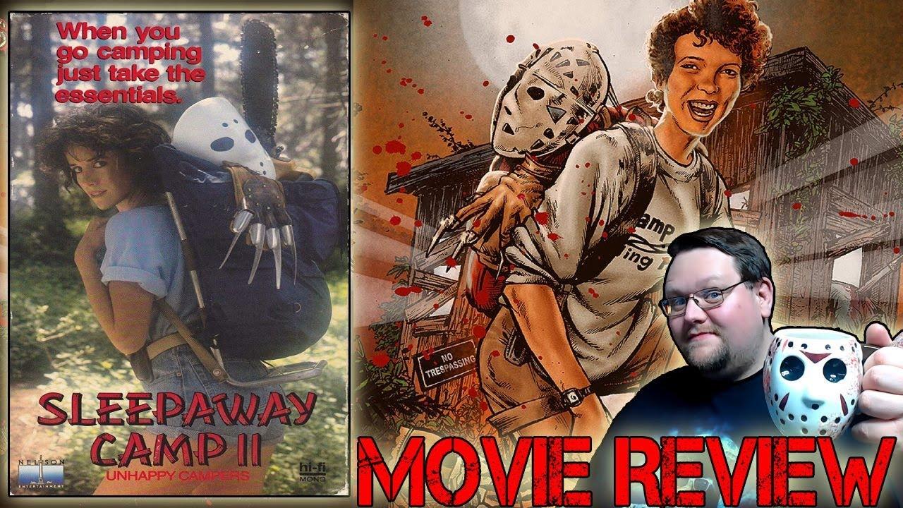 Download SLEEPAWAY CAMP 2 (1988) - Movie Review