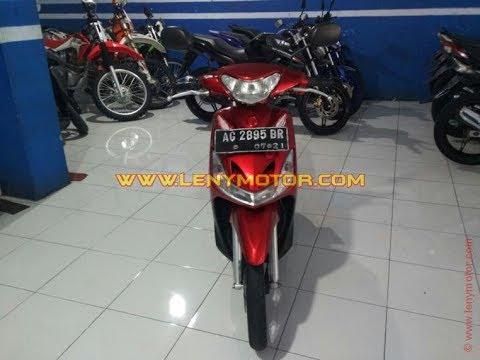 Yamaha Mio Sw 2011 Merah Marun Kediri Leny Motor By Leny Motor