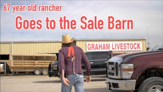 67 year old rancher goes to Sale Barn