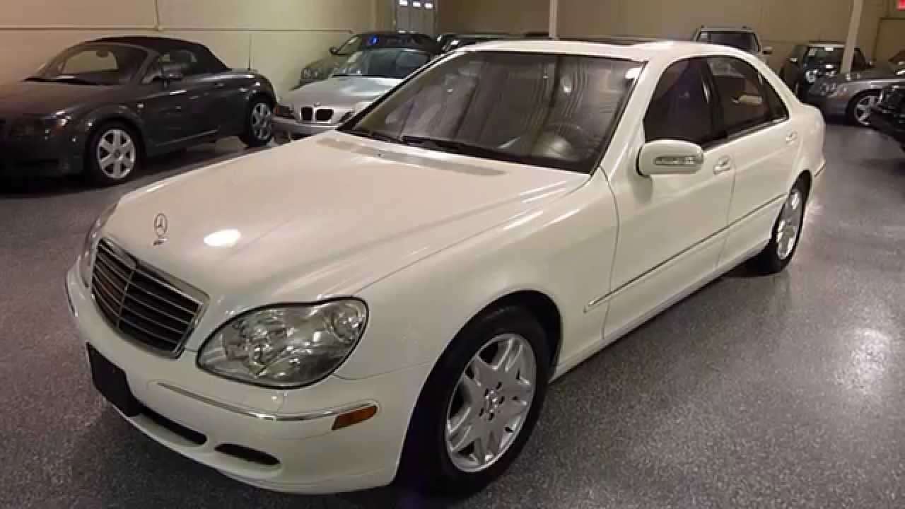 2003 mercedes benz s430 4 3l 4dr sedan sold 2378 for 2003 s500 mercedes benz