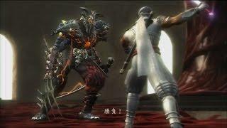 Ninja GaidenΣ2 全ボス戦ノーダメージ集