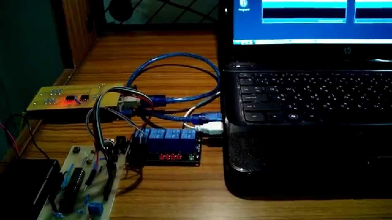 Arduino Control System (ACS) (RS485 Fixed Length ASCII Protocol)