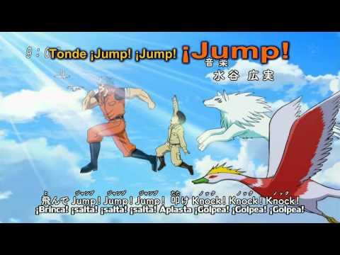 Toriko Opening HD | Sub Esp