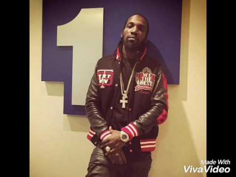 Mavado - Well Hot (Raw) April 2017
