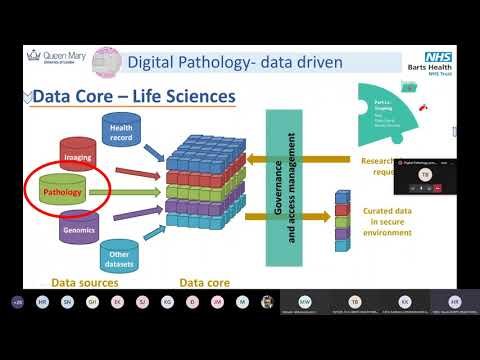 The Future Of Digital Pathology At Barts Health