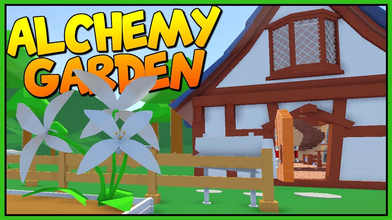 My Little Alchemy Shop Making Magic Potions And Growing Herbs Let 39 S Play Alchemy Garden
