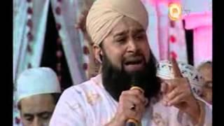Marhaba Jaddal Hussaini - Owais Raza Qadri - Mehfil Milad Qtv 12 Rabi Ul Awal 2007