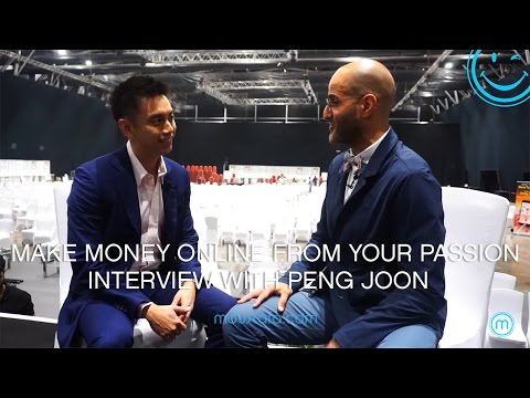 Peng Joon - Make Money Online From Your Passion - Passion Sundays