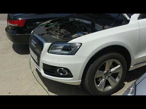 18-5-24 q5 35 tdi brown gas carbon cleaning