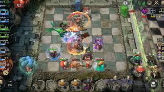 [auto chess VN]. Game là dễ với full tộc marine. TOP EZ
