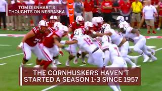 BTN Thoughts on Nebraska's Struggles