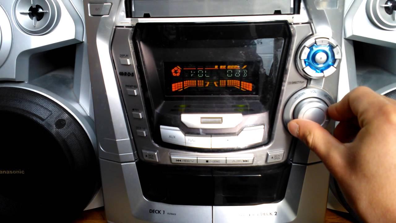 Wie U017ca Panasonic Sa-ak300