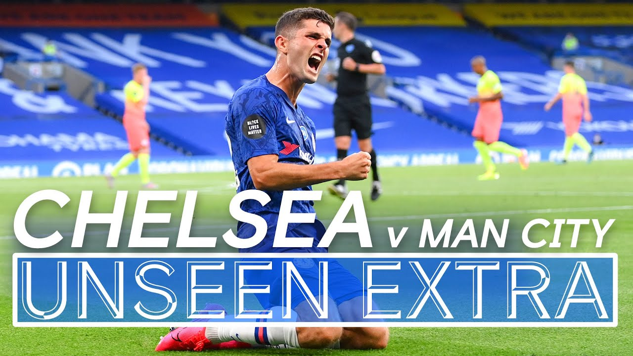 Christian Pulisic Scores Stunning Solo Goal | Chelsea 2-1 Manchester City | Unseen Extra