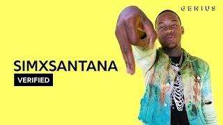 SimXSantana FLEXIN N' FLASHIN Official Lyrics & Meaning | Verified