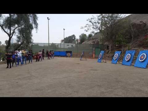 Peru Traditional Archery Academy