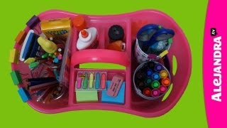 Homework Organization Caddy for Students Thumbnail