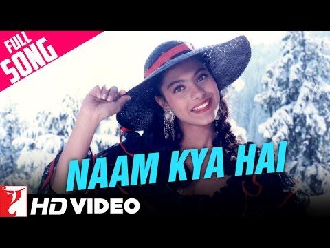 Naam Kya Hai - Full Song HD | Yeh Dillagi | Saif Ali Khan | Kajol