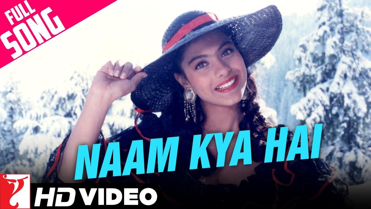Naam Kya Hai Full Song Hd Yeh Dillagi Saif Ali Khan Kajol