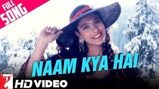 Naam Kya Hai - Full Song HD | Yeh Dillagi | Saif Ali Khan | Kajol | Lata Mangeshkar | Kumar Sanu
