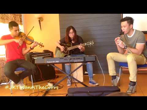 Return To Fingal, Spancil Hill, The Rakes of Kildare, Old Hag (Cover by Teman The Corrs - Indonesia)