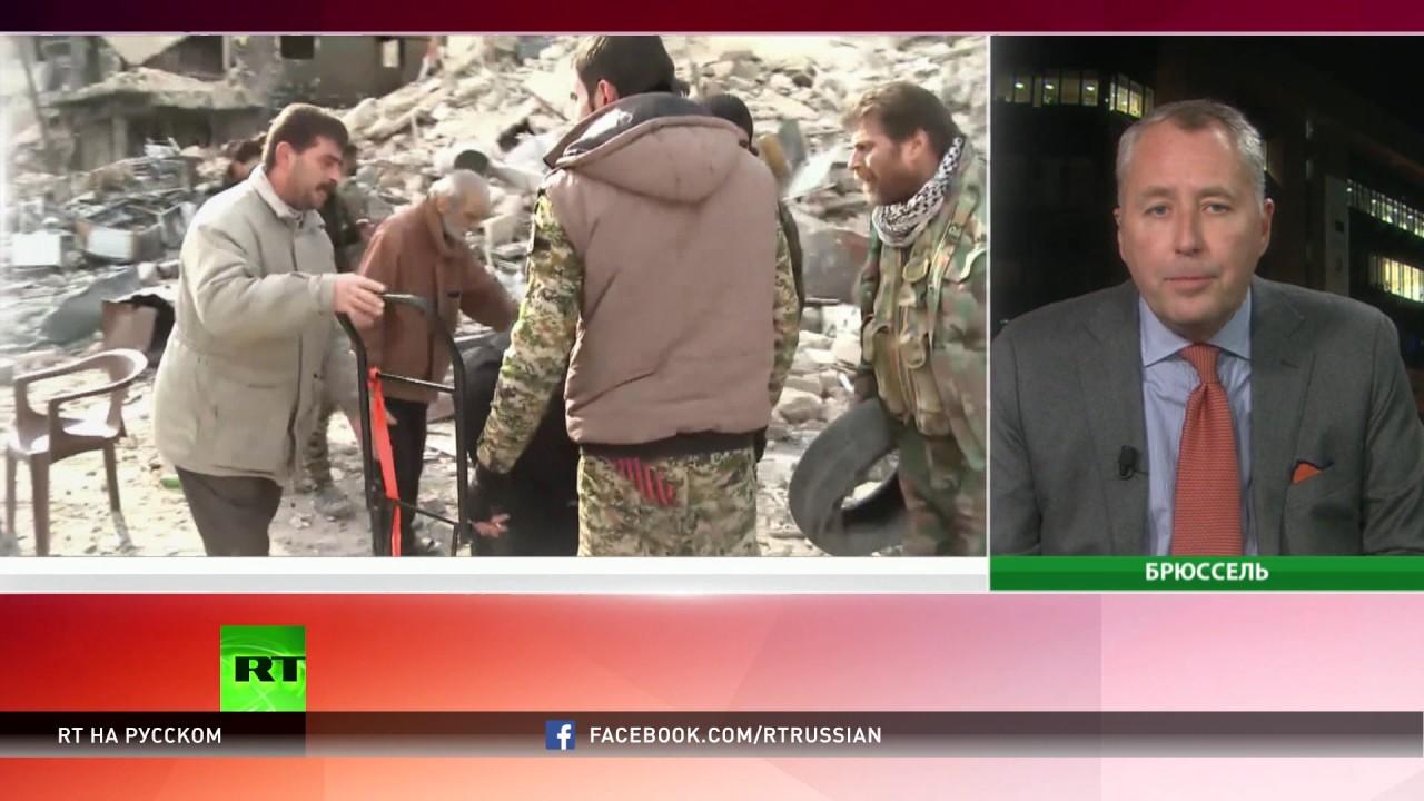 Бельгийский политик: Запад способствует укреплению позиций террористов в Сирии