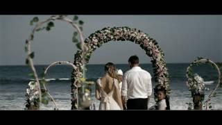 Свадьба на пляже Саванган (Бали)