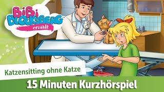 Bibi Blocksberg Kurzgeschichten:  Katzensitting ohne Katze (Hörprobe)