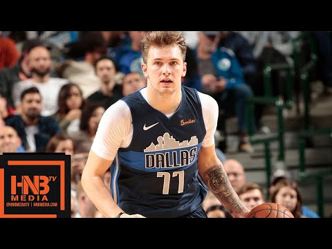 Dallas Mavericks vs Brooklyn Nets Full Game Highlights | 11.21.2018, NBA Season