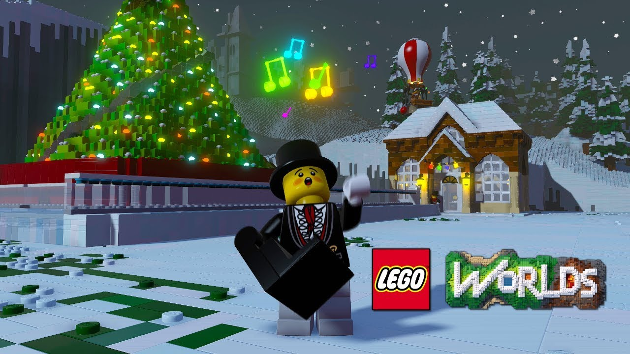 Lego Worlds How To Undo Brick Builds