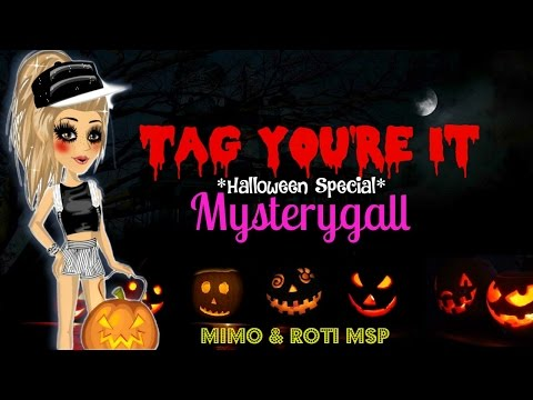Tag You're It *Halloween Special* | Mysterygall ♥