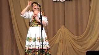 """Елена Гуляева г. Самара """" Растет в Волгограде березка """""""