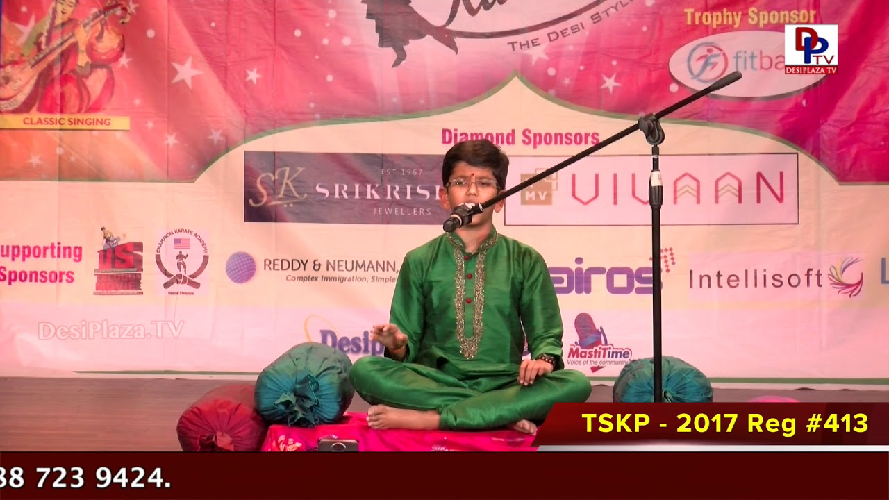 Star Kalakaar Night - 2017 Performance - Reg# TSKP2017413