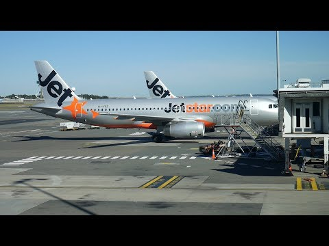 Jetstar Airways Sydney To Gold Coast Flight JQ410