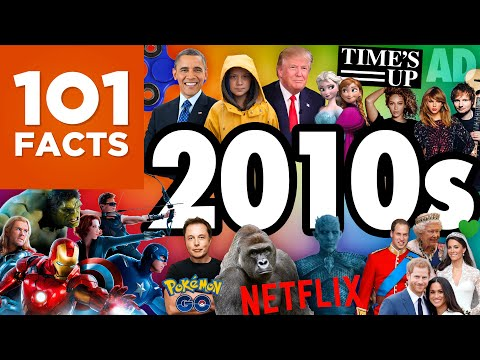 101 Facts About The 2010s