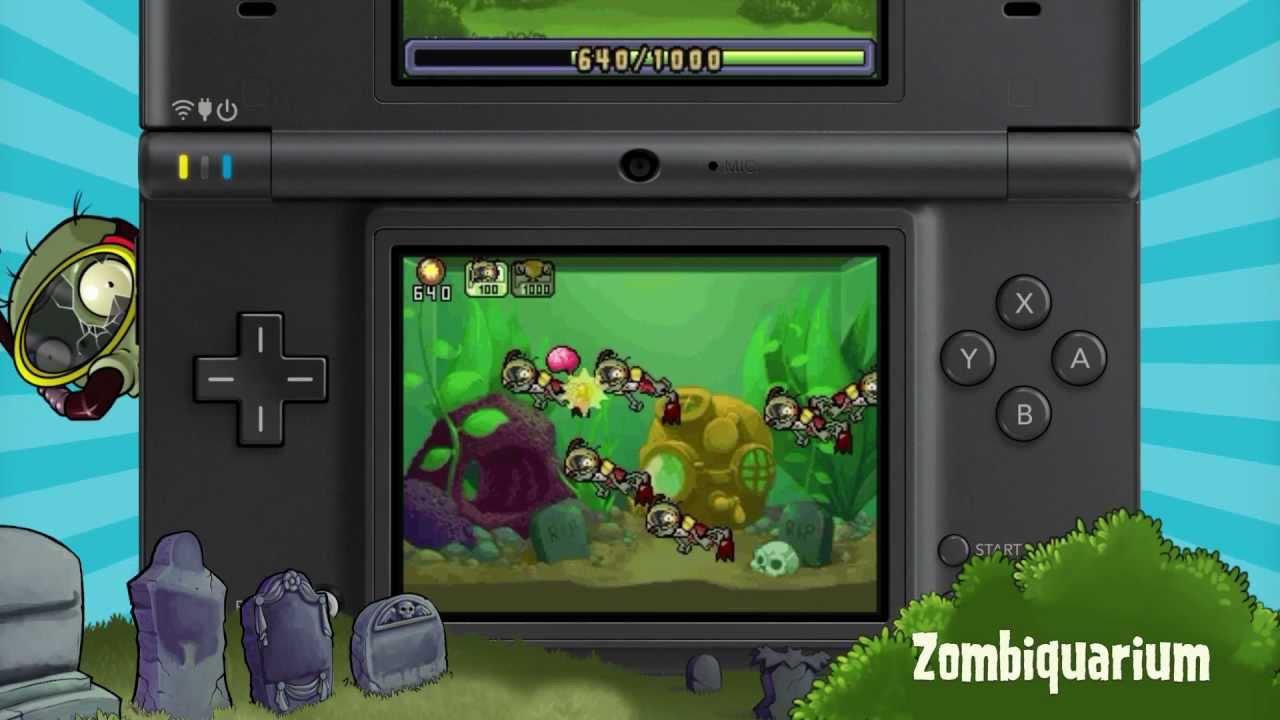 Zombie Vs Plants