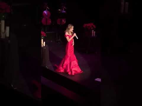 Jackie Evancho performing LIVE - Nessun Dorma by Giacomo Puccini
