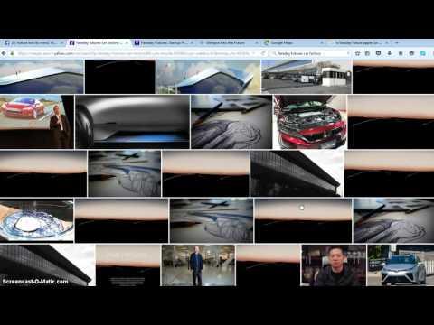 Is Faraday Future, Apple car leaving stealth mode ?