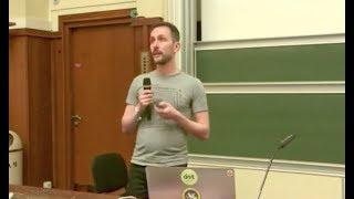 Personas for Blockchain Product Development - Benjamin Bollen @ EthCC in Paris