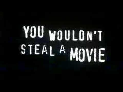 Movie pirating laws