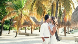 A Magical Elopement by the Sea in St. Lucia - Sugar Beach Viceroy Wedding - Haley Jane & Stephen