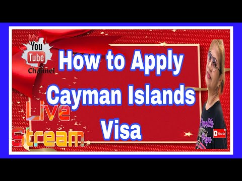 How to Apply Cayman Islands Visa #topicrequest